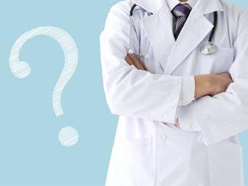 医師 疑問