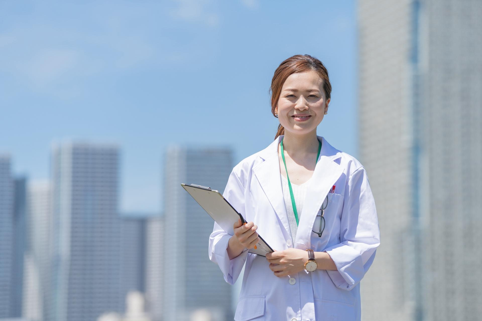 医師採用 看護師採用 支度金 医師不足 医師転職 ジーネット株式会社